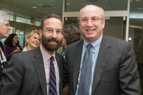 Mark Schwartz and Peter Slavin