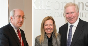 Slavin and Ragons Recognized for Philanthropy