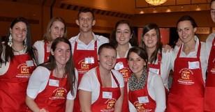 Ragon Volunteers at BLC Celebration of Life
