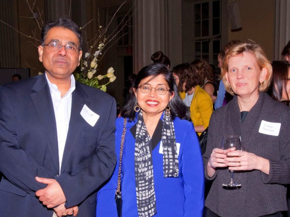 Arup Chakraborty, Sharmila Chatterjee, Sarah Fortune