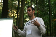 Dr. Filippos Porchias presents