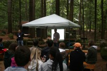 Scientific presentations
