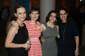 Christine Palmer, Katja Kleinsteuber, Norges Rashidi, Julie Boucau