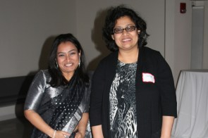 Fatema Chowdhury and Smita Kulkarni