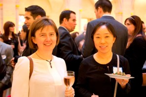Drs. Sylvie Le Gall and Xu Yu