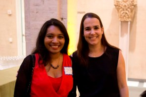 Drs. Srin Ranasinghe and Julie Boucau