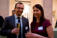 Drs. Cormac Cosgrove and Bonnie Gunn
