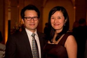 Dr. Doug Kwon and his wife