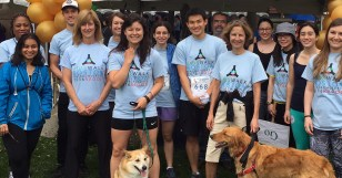 Ragon Supports 2016 Boston AIDS Walk
