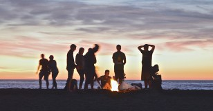 Beaches, Barbeques, and… HIV Research?