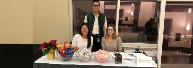 Clinical Research Coordinators Volunteer at the Celebration of Life