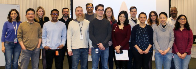 Biostatistics Course Strengthens Statistics Skills in Research Community