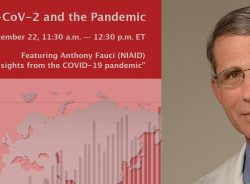 "New MIT Class: ""COVID-19, SARS-CoV-2, and the Pandemic"""
