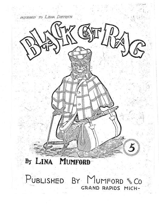Rare Rags: Free Sheet Music for Rare Ragtime Piano