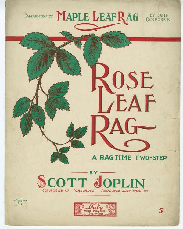 Scott Joplin  The King of Ragtime Writers by Ted Tjaden