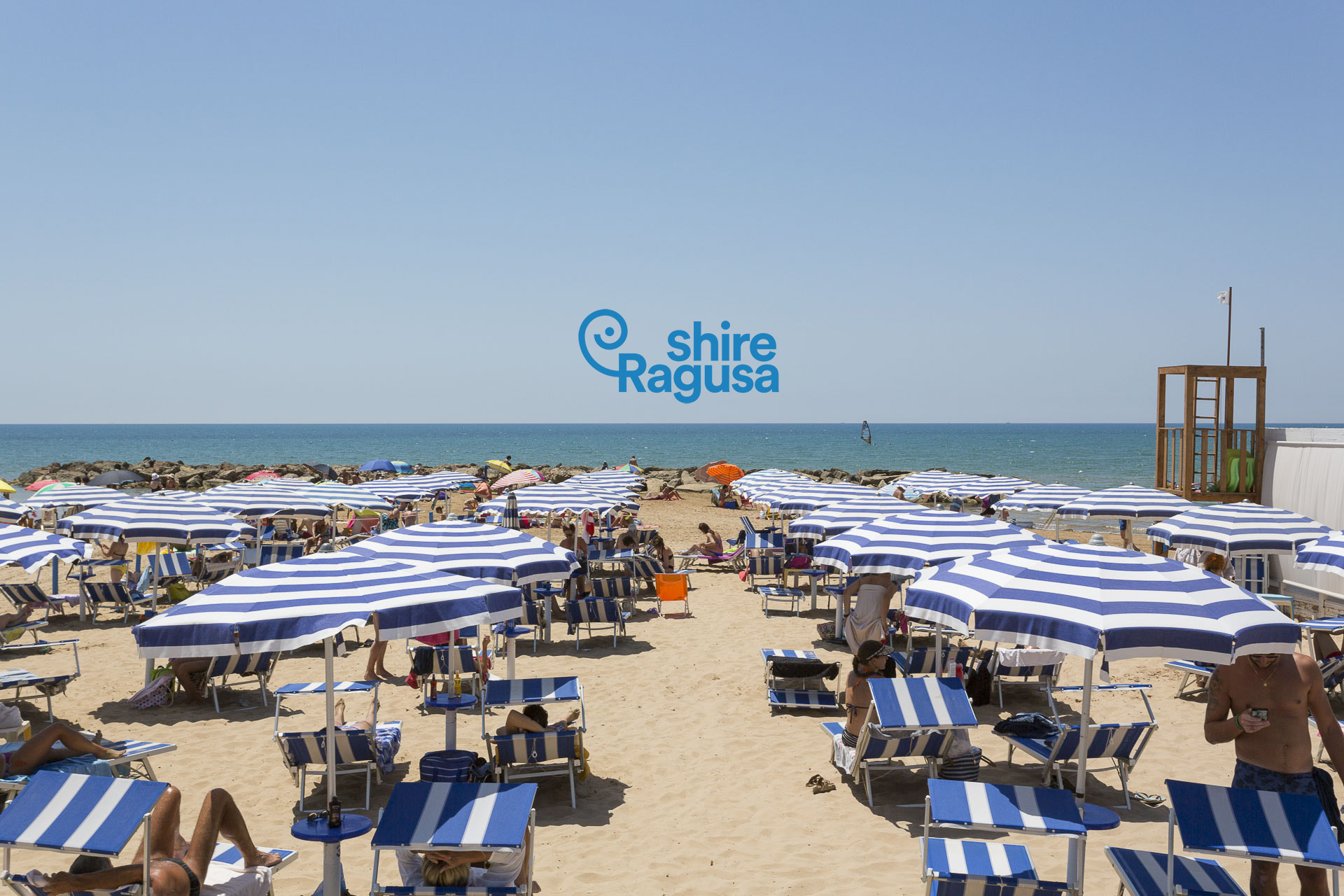Marina di Ragusa Equipped Beach