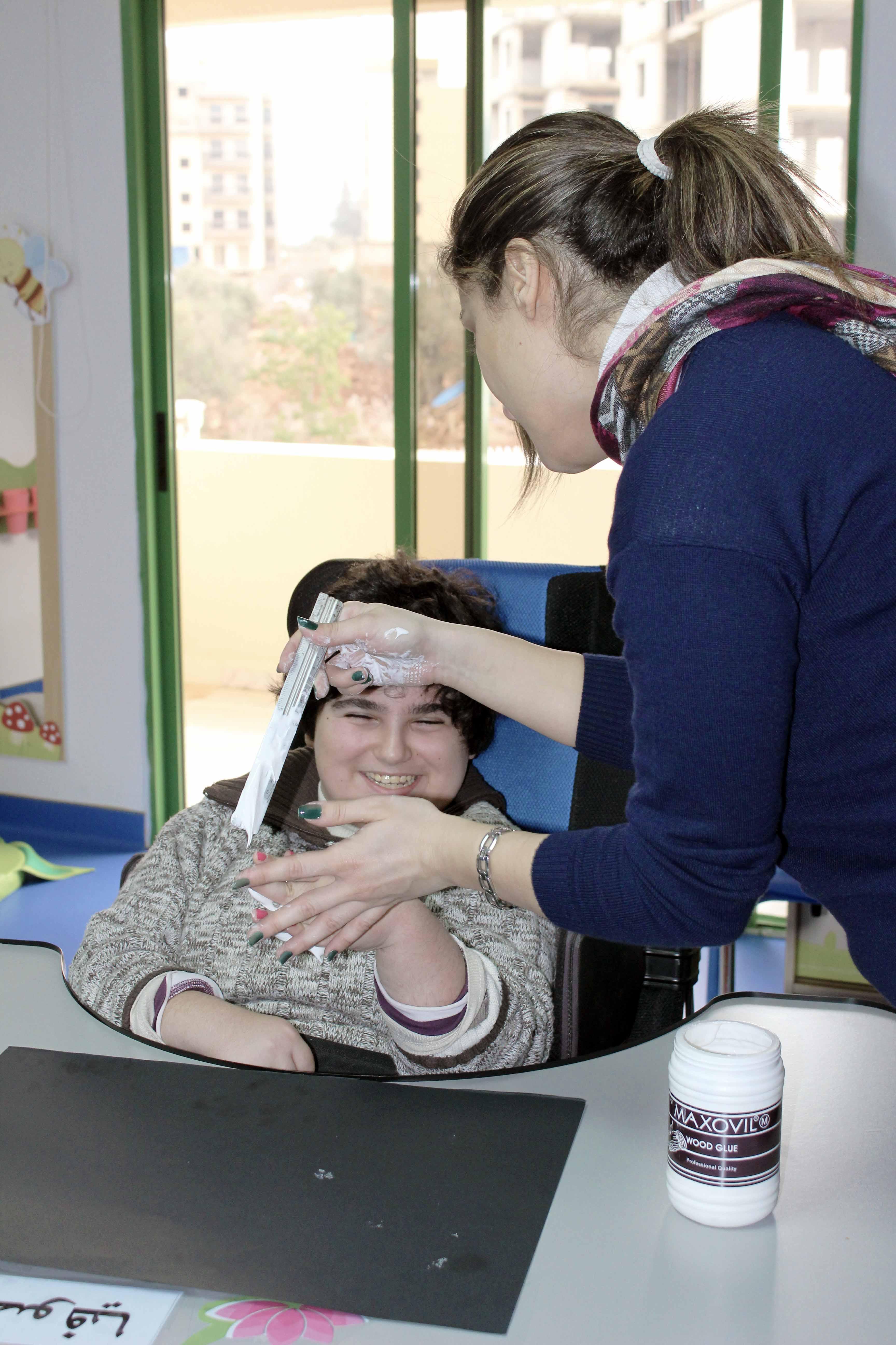 Rahma Medical Center Psycho Motor Therapy