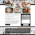 A website for maintenance guys - fixers, plumbers, electricians