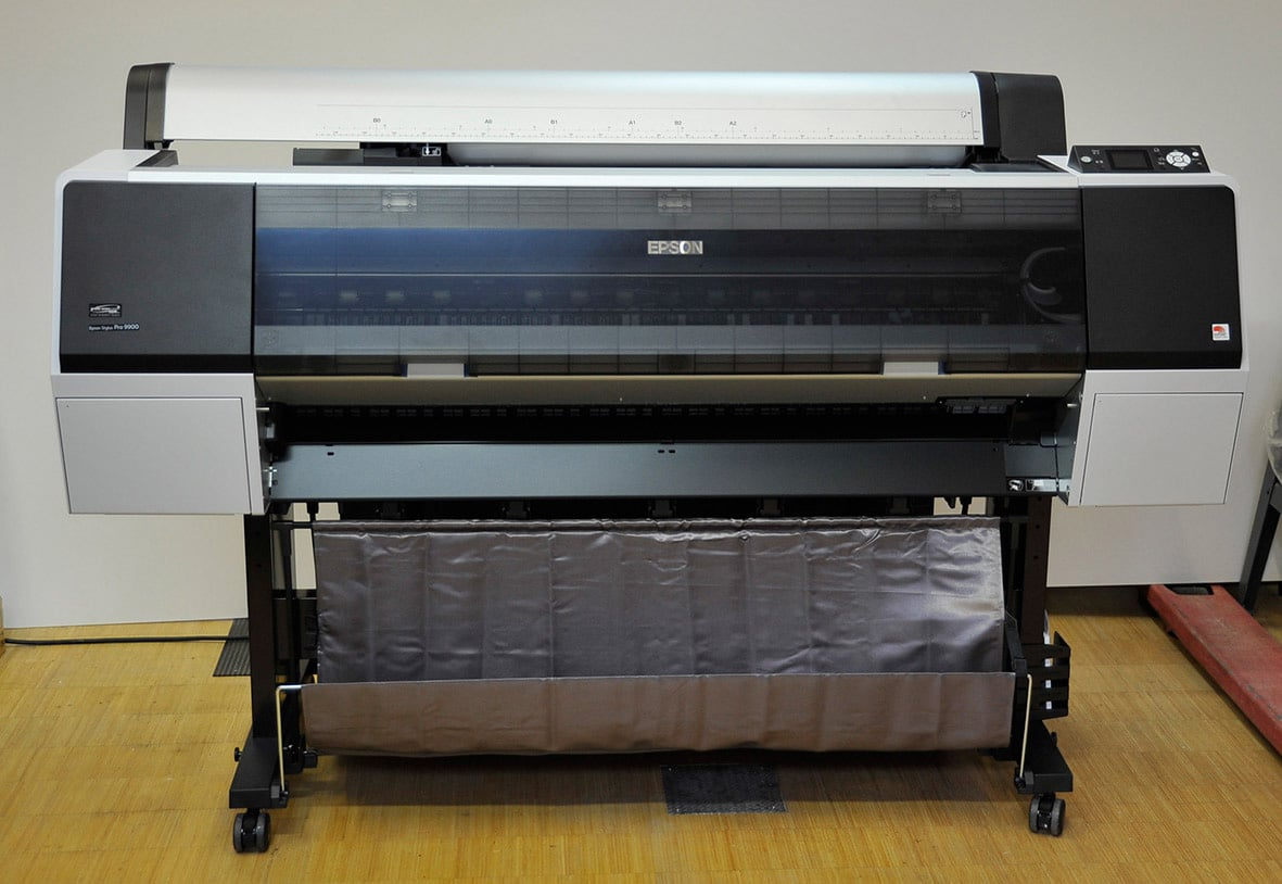 Fine Art Printing: Epson 9900