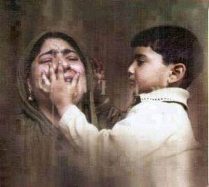 maa aur patni hindi emotional story