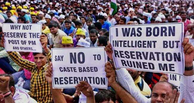 Reservation for Patels – what it shows about our politics and society