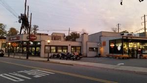 Hannum Harley Davidson building