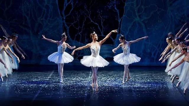 Risultati immagini per balletto lo schiaccianoci rai