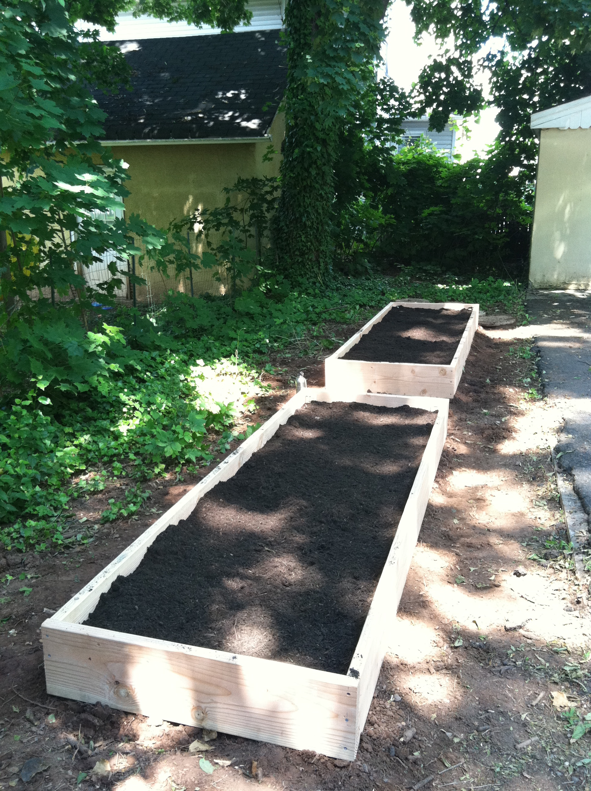 D I Y  Fridays – Building a Raised Garden Bed | The Raíces