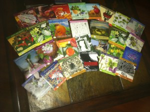 Hudson Valley Seed Library Donation