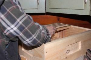 Raices Bee Hive Construction