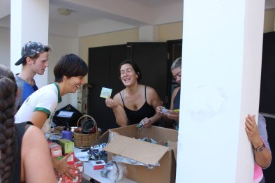 Surprise and excitement over the diversity of varieties that seed companies sent to us to share.