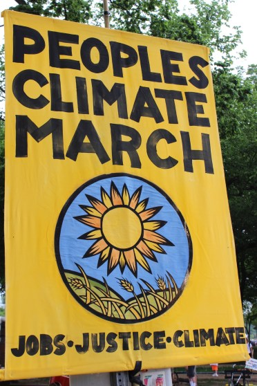 People's Climate March 2017