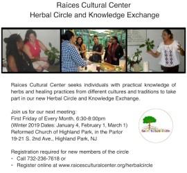 Raíces Cultural Center – Raíces Means Roots