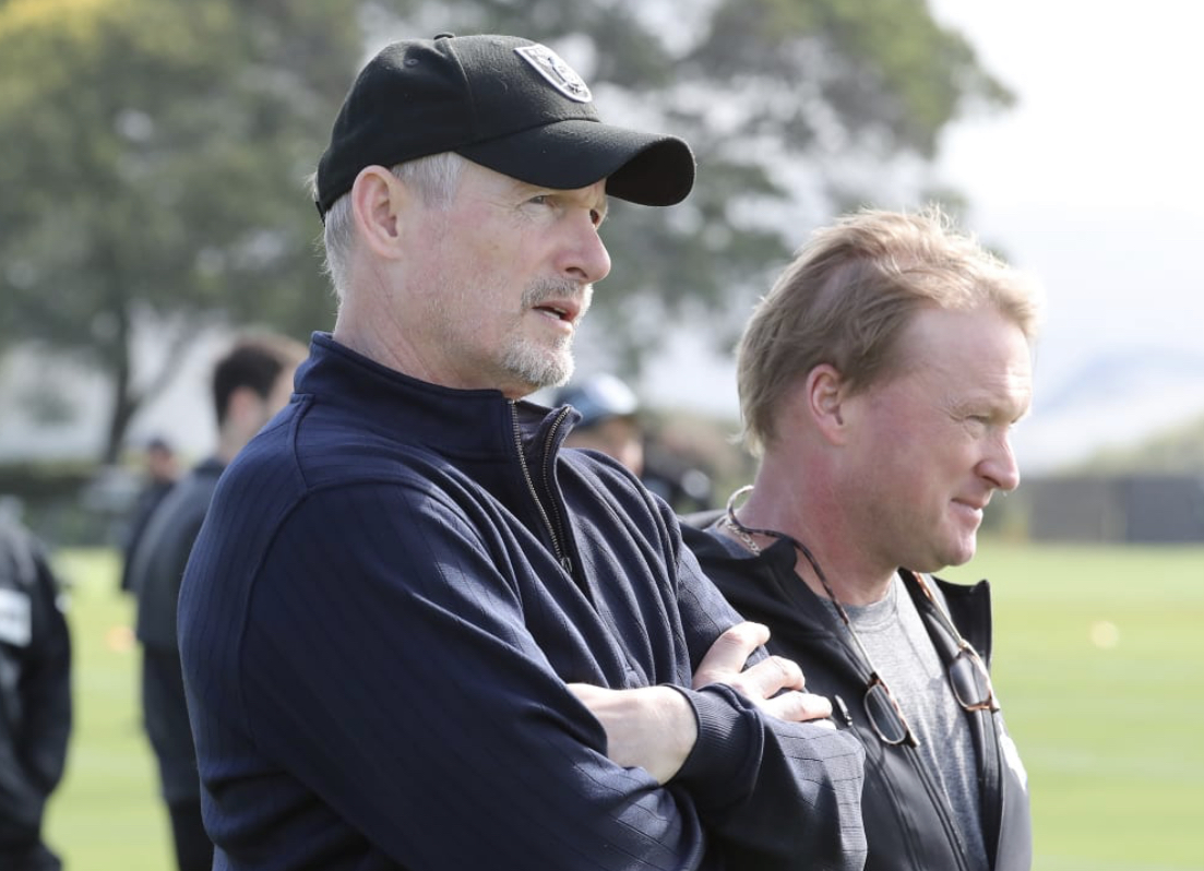 Team Insider Vic Tafur Believes Raiders Will Address Two Key Positions Early in the Draft