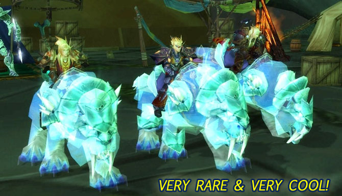 WOW Spectral Tiger Safe And Fast Delivery Raiditem