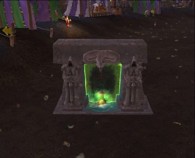 Dark Portal Buy Dark Portal WOW TCG Loots