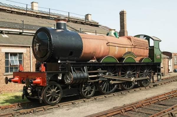 Boiler Gwr Saint Steam Tested