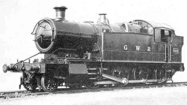 Gwr 42xx 5205 5275 And 72xx Classes Of Steam Locomotives