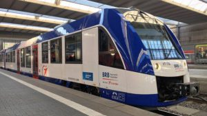 Transdev Germany BRB Alstom Lint train
