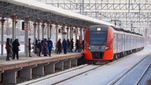 RZD Siemens Desiro RUS Russia