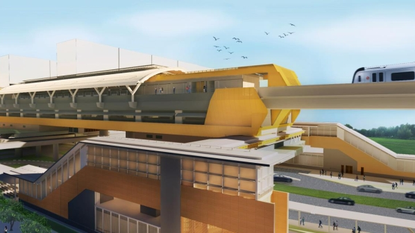 Singapore awards $US 425m Jurong Region Line station contracts ...
