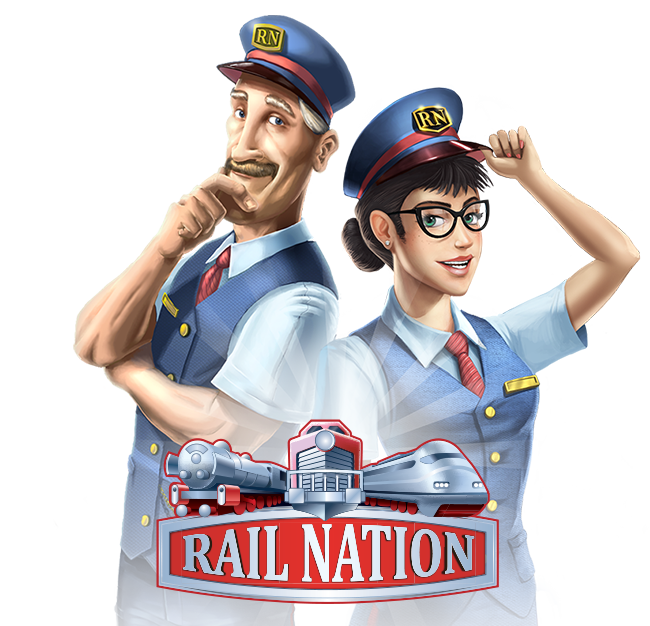 Rail Nation Strategie