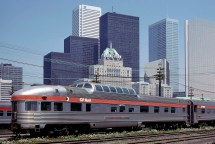 Canadian Pacific Skyline Car