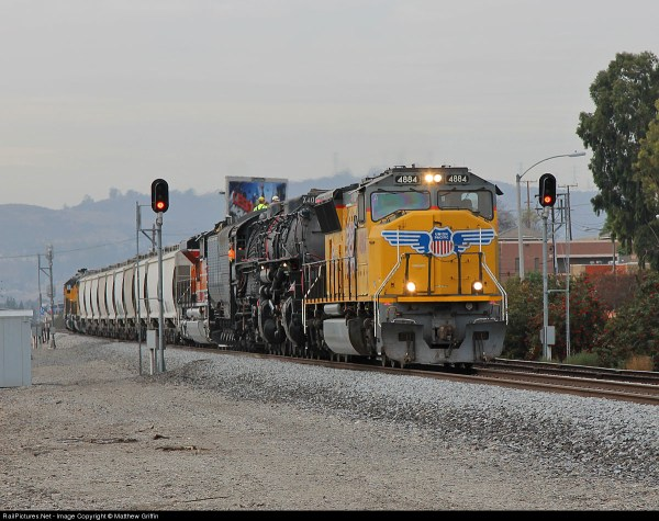 "1000 Union Pacific ""big Boy"""