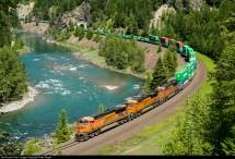 Flathead Tunnel Montana - Year of Clean Water