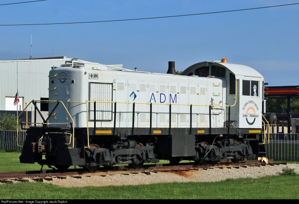 Adm Decatur Illinois Trains - Year of Clean Water
