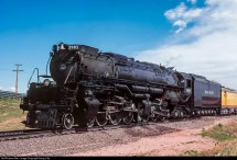 Union Pacific Steam Locomotive Roster - Year of Clean Water