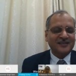 SR organises webinar on 'Adoption of Data Sciences – A strategic inflection point for Indian Railways'