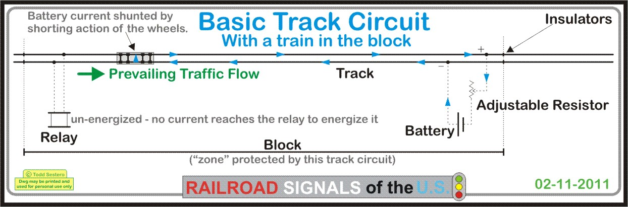 Ac Circuit Diagram Wiring Schematic Railroad Relays