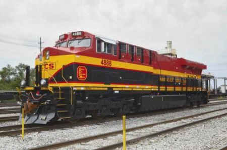 Kansas City Southern orders 50 locomotives from GE – Rail Sistem